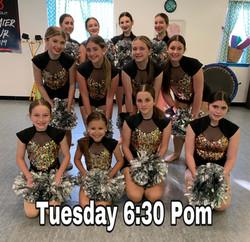 Tuesday 6:30 Pom