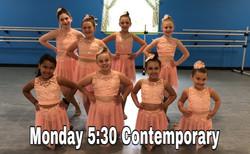 Monday 5:30 Contemporary