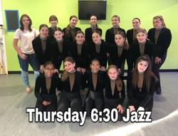Thursday 6:30 Jazz