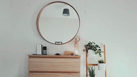 5 maneiras fantásticas para personalizar sua casa com espelhos