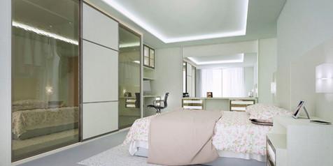 Dormitório de Casal Planejados