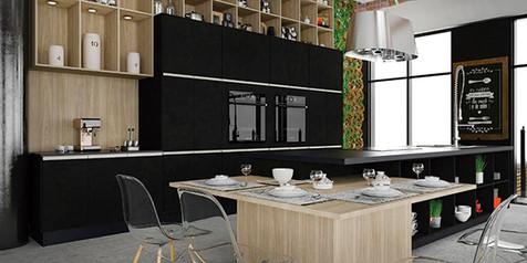 Cozinha Planejada Super Moderna