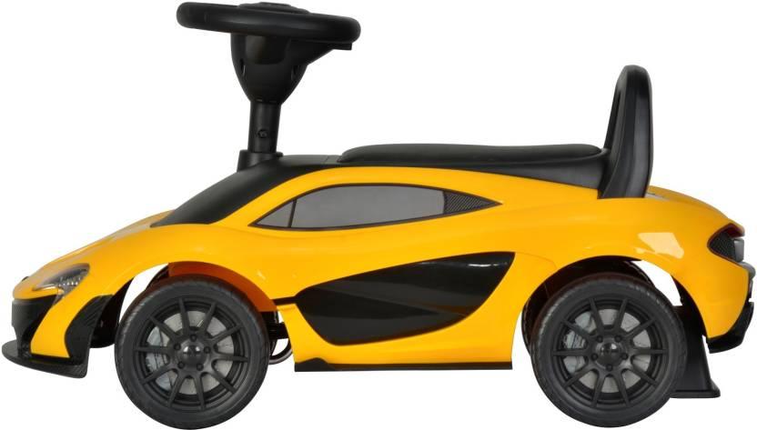 McLaren Yellow 4