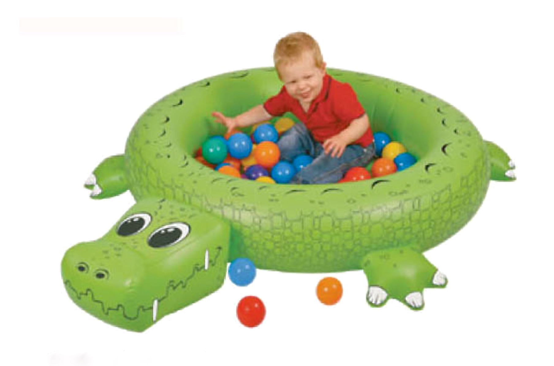 Crocodile Play Ball Pool