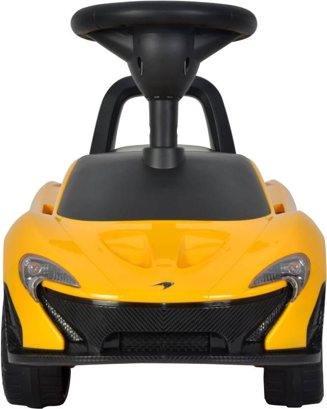 McLaren Yellow 1