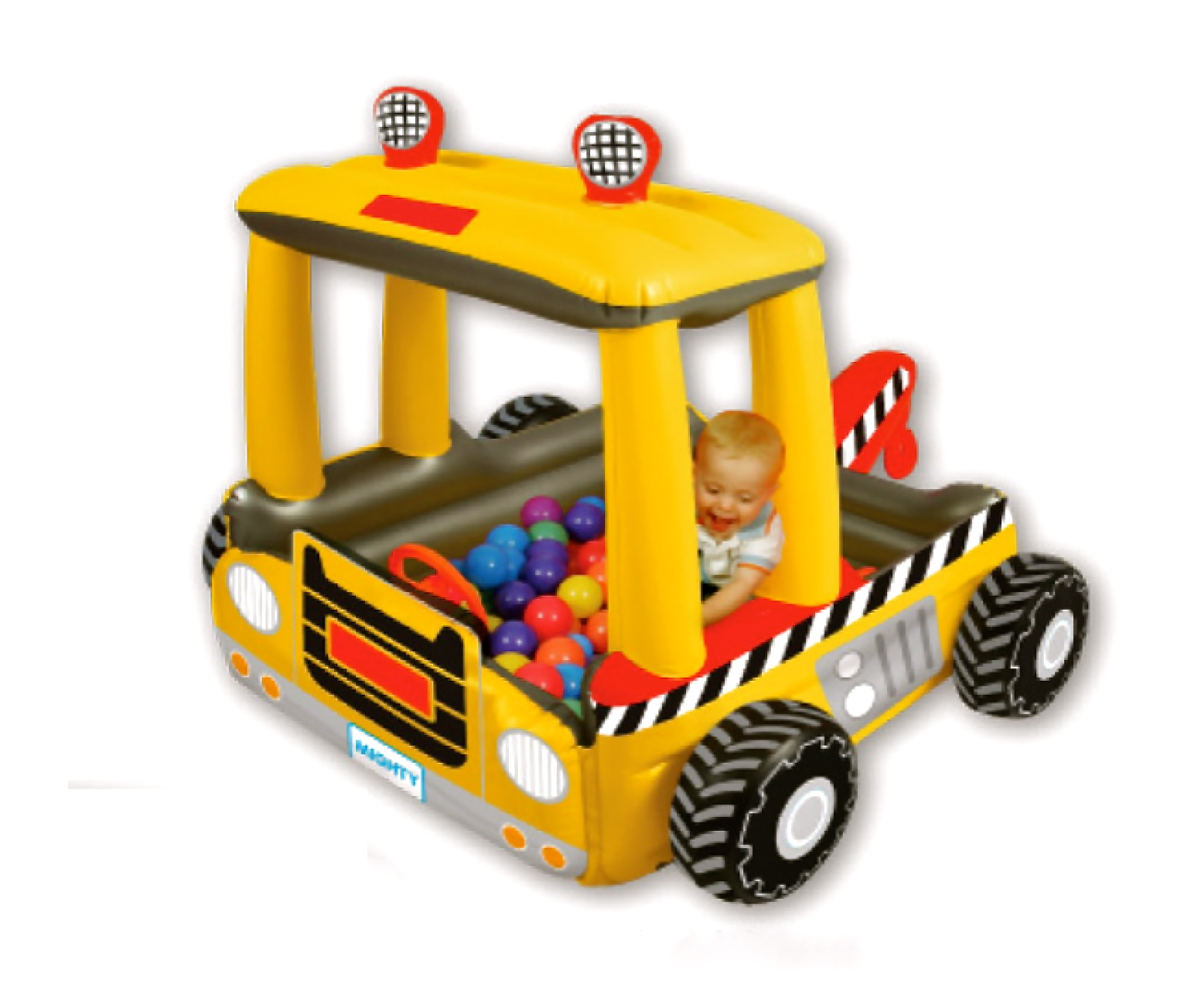 Tow Truck Play Ball Pit