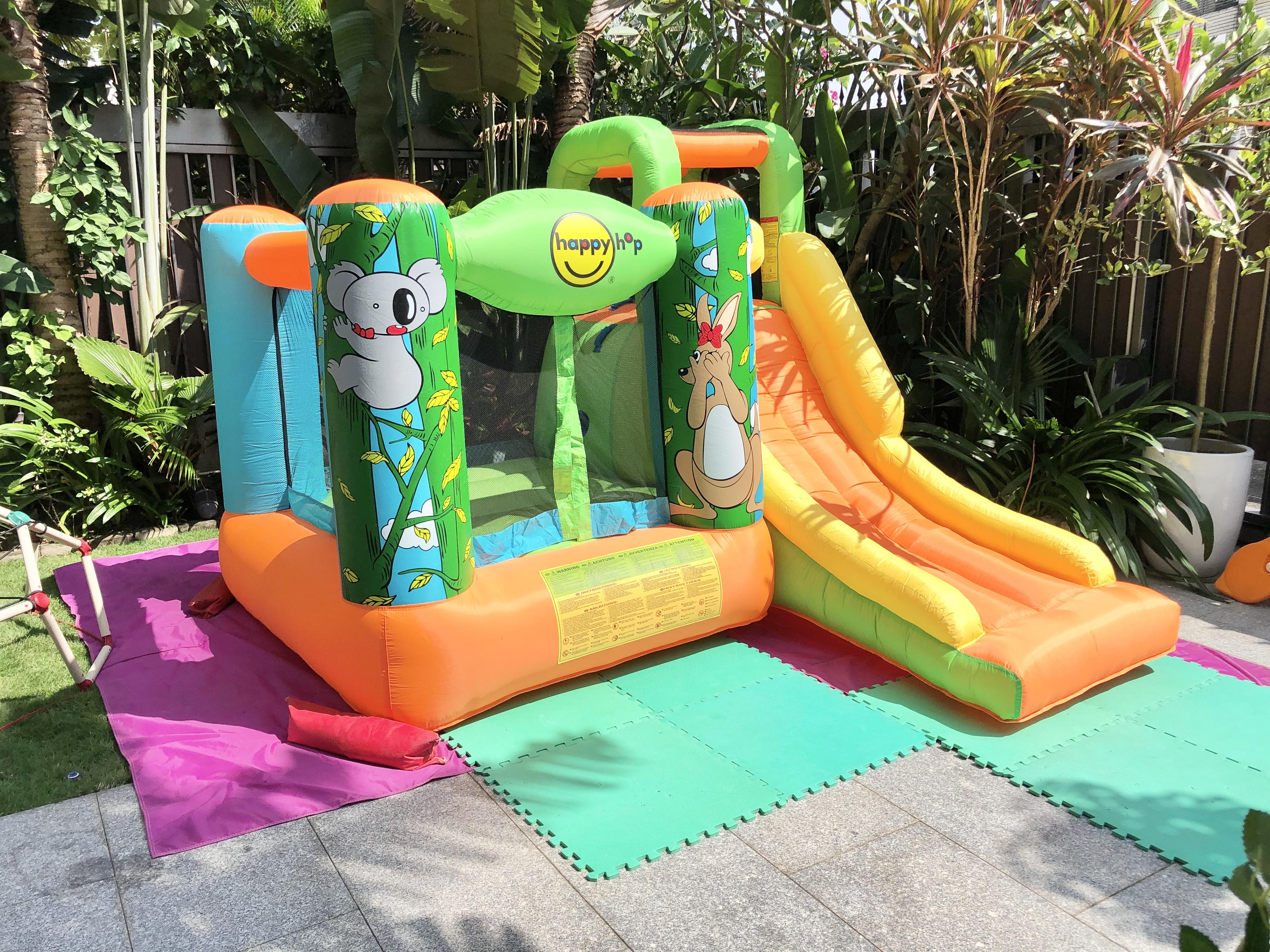 Jungle Jumping Castle