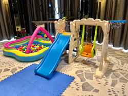 Scamble N Slide Play Center
