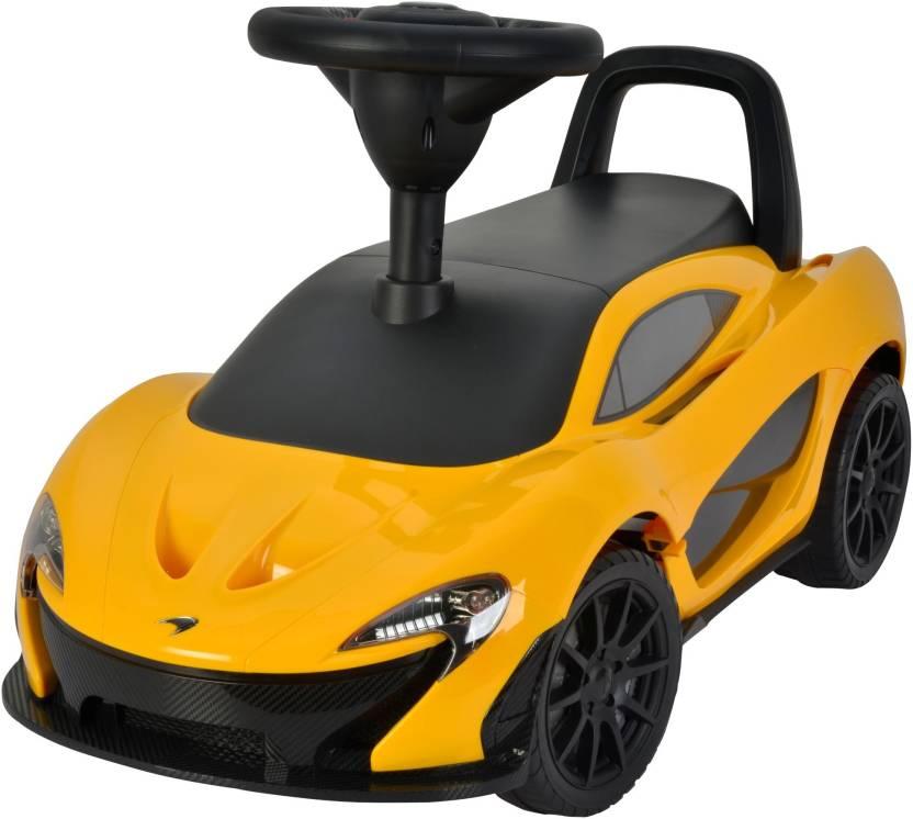 McLaren Yellow