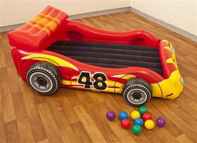 Toyz Racer Play Ball Pool