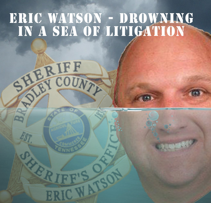 Eric Watson Drowning in a Sea of Litigation