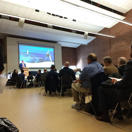 NH Hosts First Gulf of Maine Renewable Energy Task Force Meeting