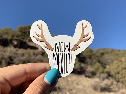New Mexico Elk Magnet