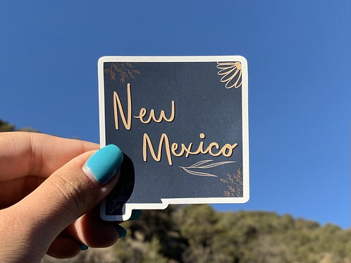 New Mexico State Magnet