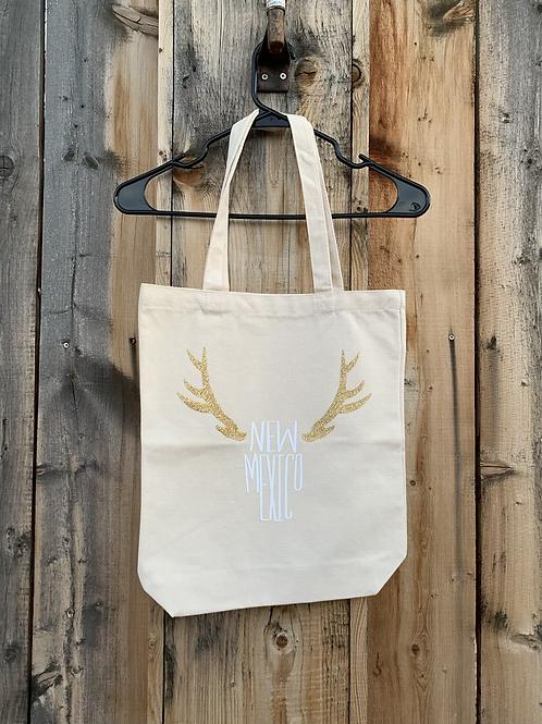 NM Elk Tote Bag