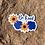 Thumbnail: Be (bee) Kind Flower Sticker