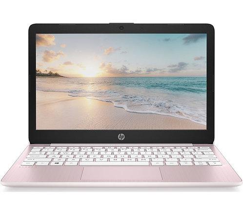 "HP Stream 11 11.6"" Intel® Celeron™ Laptop - 32 GB eMMC,Pink"