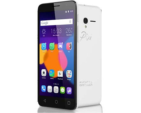 Alcatel pixi 3 smart phone