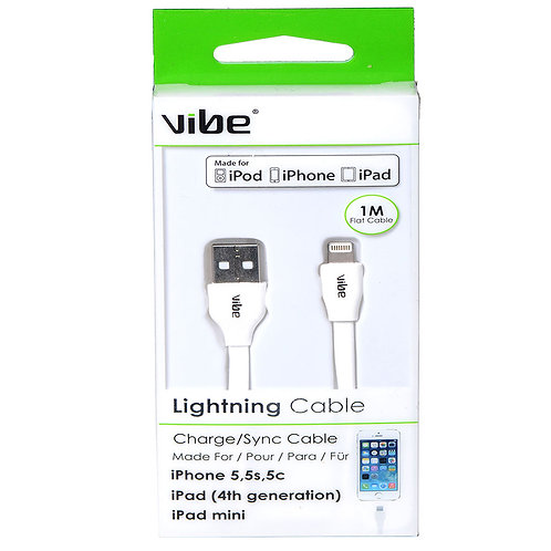 ORIGINAL APPLE MFI APPROVED LIGHTNING CABLE