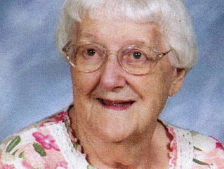 Hermis Mary Beiswenger Hendershot, 93