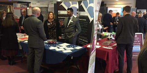 We're exhibiting at Networking Essex Business Expo