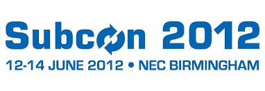 Subcon 2012 – The UK's Contract Manufacturing & Technology Show
