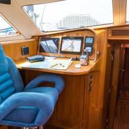 Kraken 66 Cockpit
