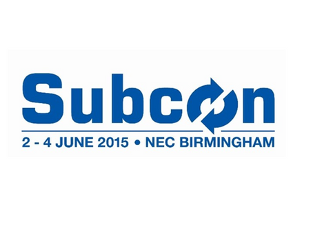 Upcoming Trade Exhibition - Subcon 2015