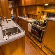 Kraken 66 Galley