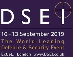 Exhibiting at the Defence & Security Equipment International 2019…