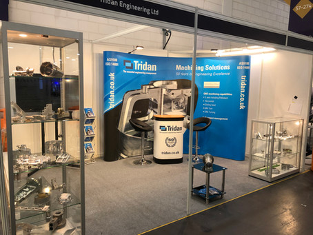 Another successful exhibition at DSEI 2019