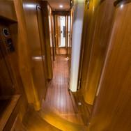 Kraken 66 Interior Hallway