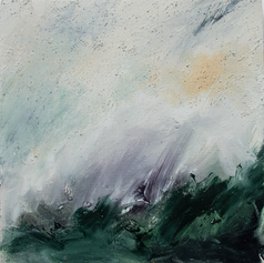 Finding Calm - SOLD