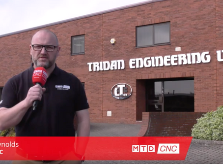 Horn Cutting Tools are 'a cut above' at Tridan Engineering