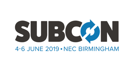 Exhibiting at SUBCON 2019…