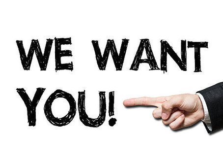 We Want You to Join Our Team…