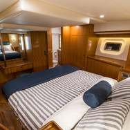 Kraken 66 ft Sailing Yacht Master Cabin