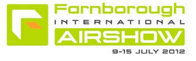 Farnborough International Air Show 2012