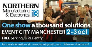 Northern Manufacturing & Electronics Show 2013