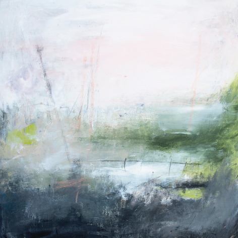 The Boats at Dusk - SOLD