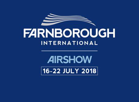 Exhibiting at This Year's Farnborough Air Show...
