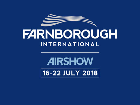 Exhibiting at This Year's Farnborough Air Show...