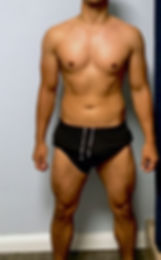 Andy's Body After