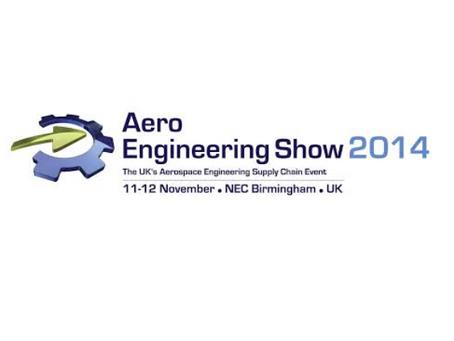 Aero Engineering Show 2014 – The UK's Aerospace Engineering Supply Chain Event