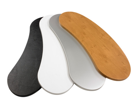 Promotional display counter tops