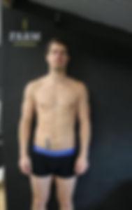 Kyle before 12 weeks