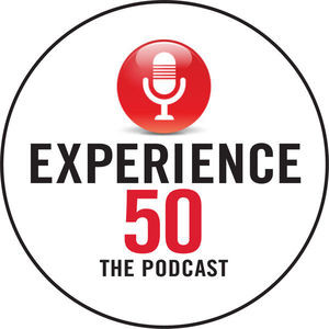 The Experience 50 Podcast- Telling the World Your Painful Secret