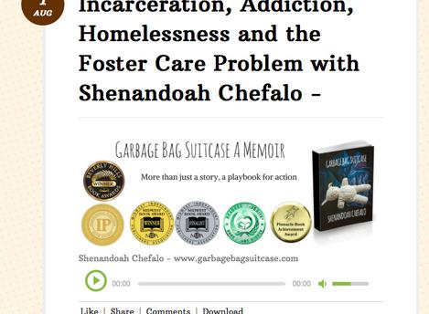 Incarceration, Homelessness & Addiction: The Foster Care Problem
