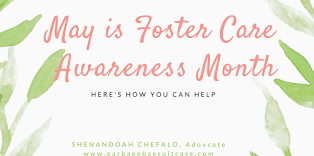 May is Foster Care Awareness Month: Here is How You Can Help