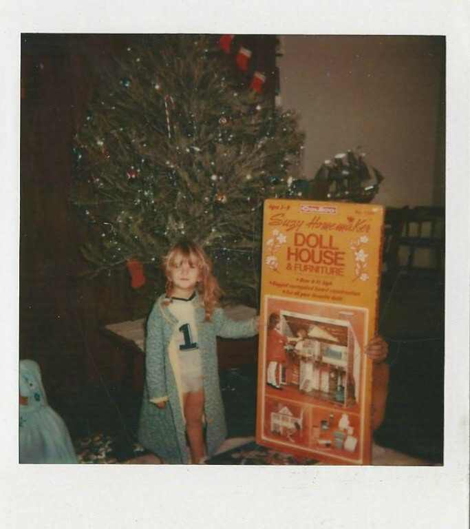Christmas 1978 (This item was destroyed by my mother before it came out of the box)